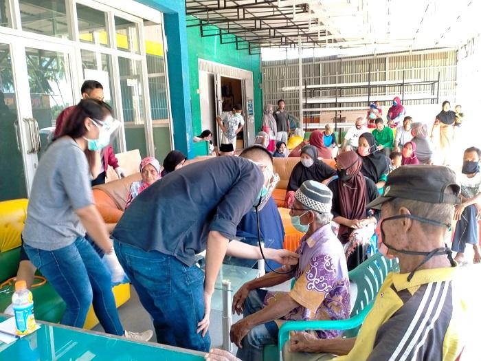 Gabungan Organisasi Profesi Kesehatan bantu korban banjir