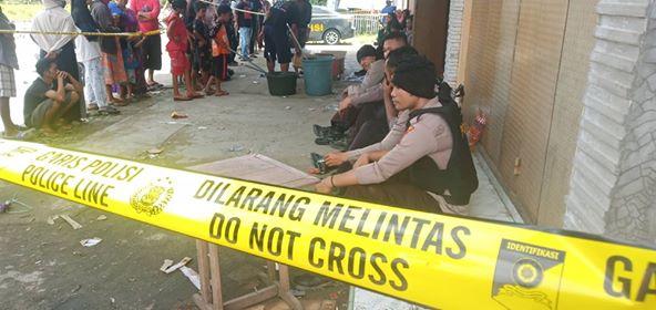 Polisi beberkan motif pembunuhan di Sienjo