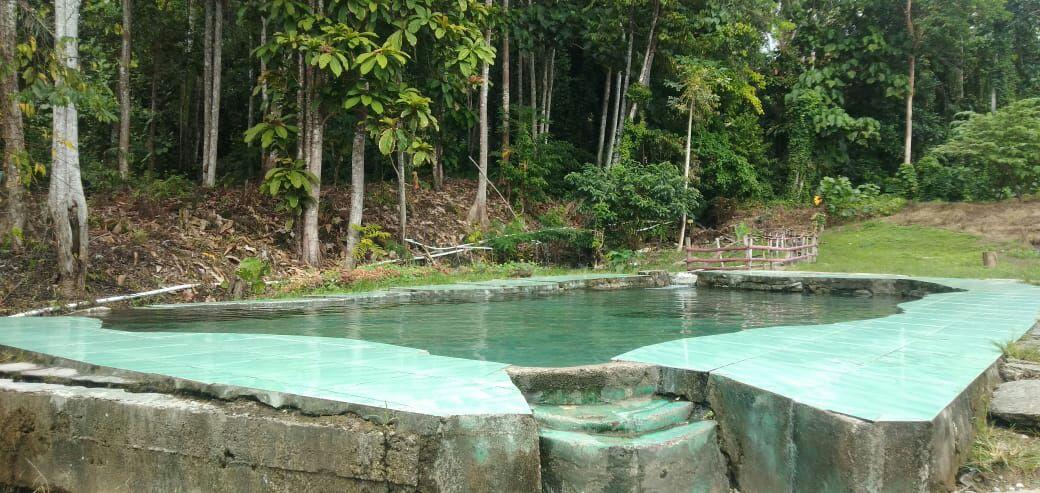 Permandian air panas Pantango lemba
