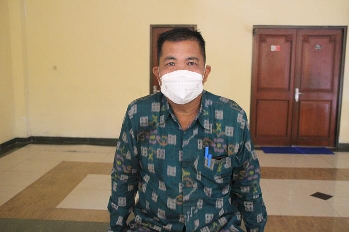 Kepala BKPSDM, Ahmad Syaiful